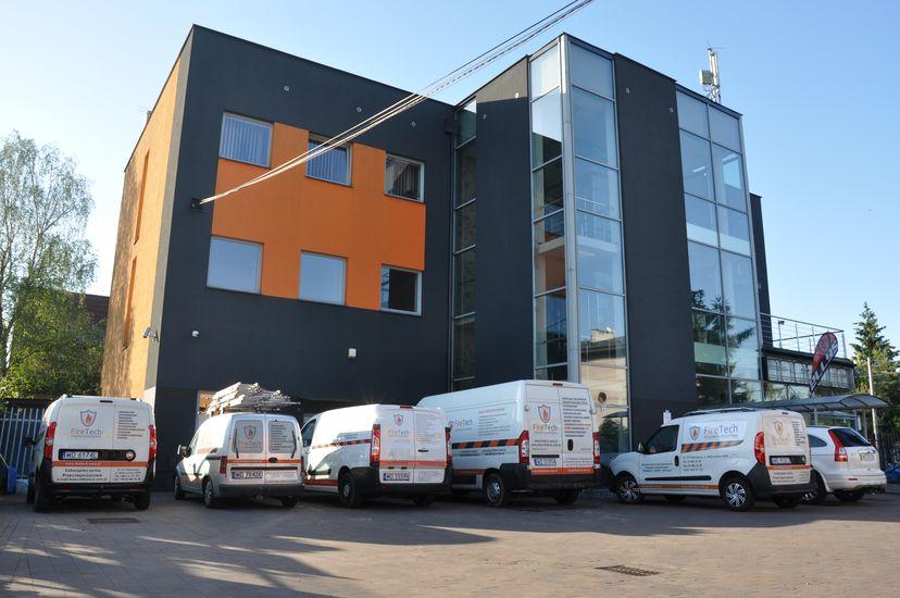 Firetech - siedziba firmy