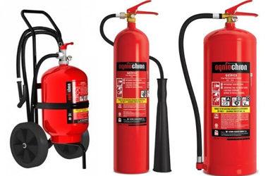 urządzenia przeciwpożarowe - gaśnice - sklep ppoż