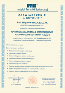 Certyfikat 3202
