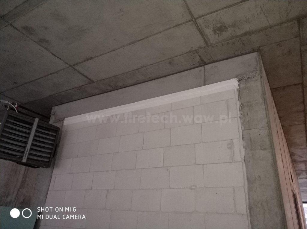 Dylatacje ściany