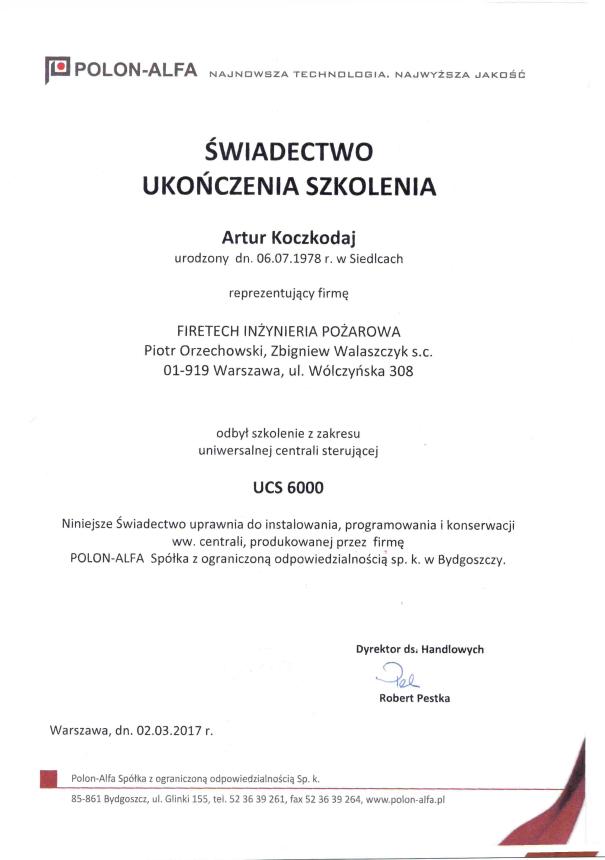 POLON_UCS_6000_Koczkodaj