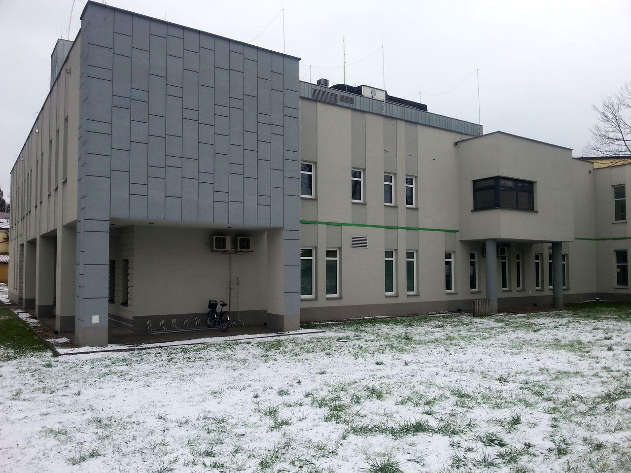 Szpital w Mińsku Mazowieckim