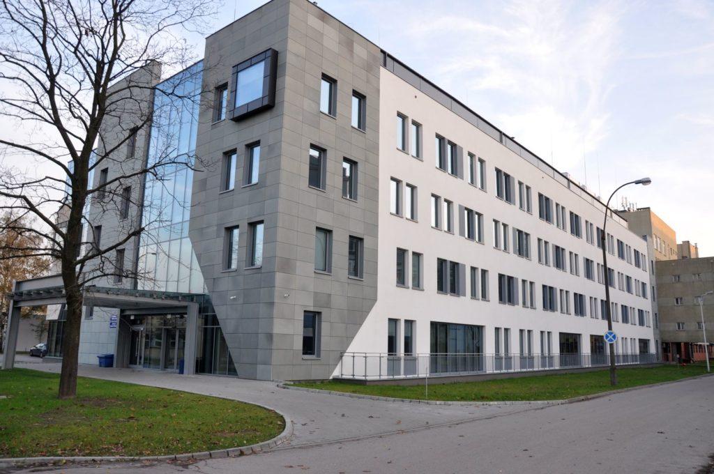 Budynek Radioterapii Wojskowego Instytutu Medycznego