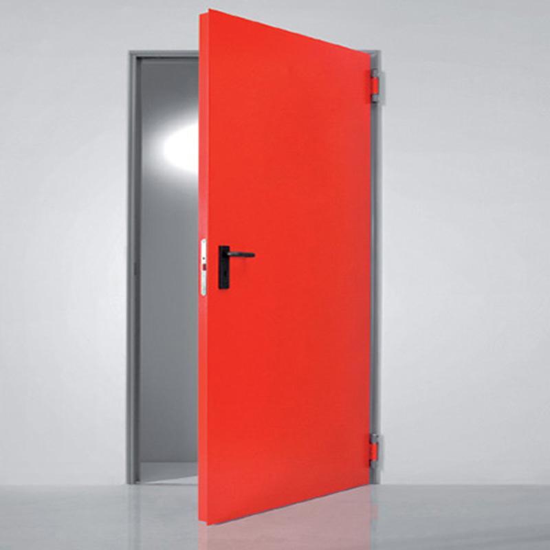 Przeglądy drzwi przeciwpożarowych