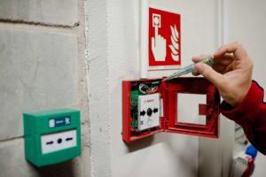 Przegląd Systemu Sygnalizacji Pożaru