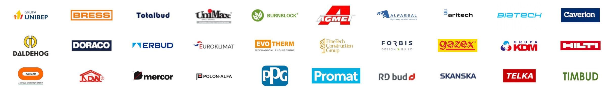 Partnerzy i dostawcy