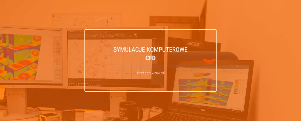 Symulacje komputerowe CFD - ppoż
