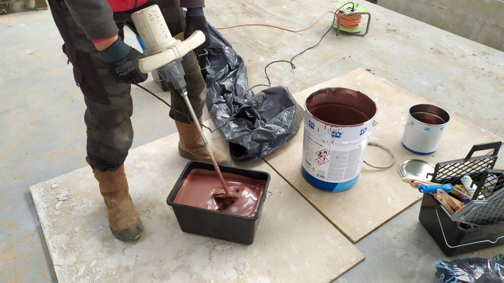 Zabezpieczenie ogniochronne konstrukcji nośnej ścian warstwowych